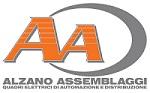 Alzano Assemblaggi Logo
